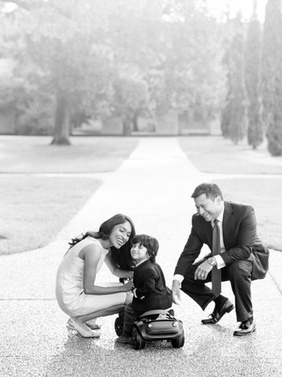 Rice University Family Session