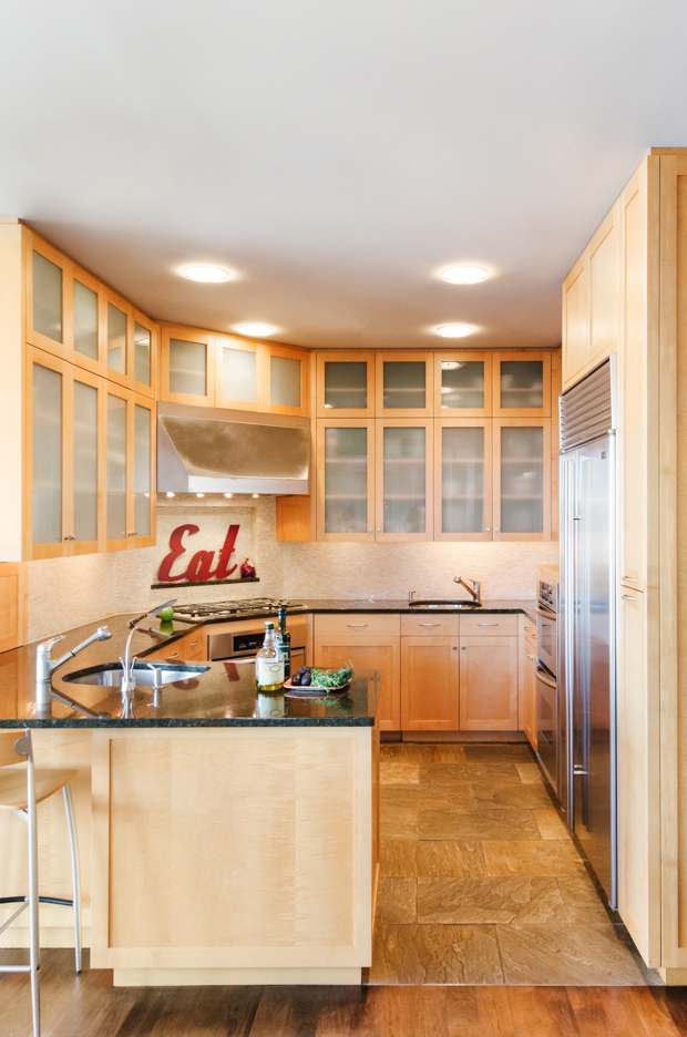 new york kitchen architectural photograph