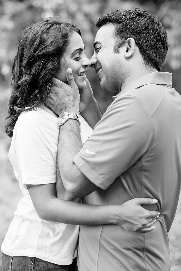 Houston Engagement Shoot image