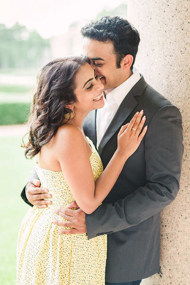Photograph of a Couple in Houston