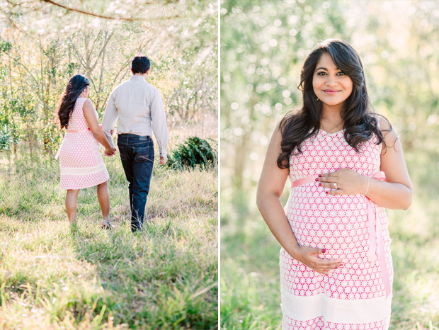 houston maternity portrait
