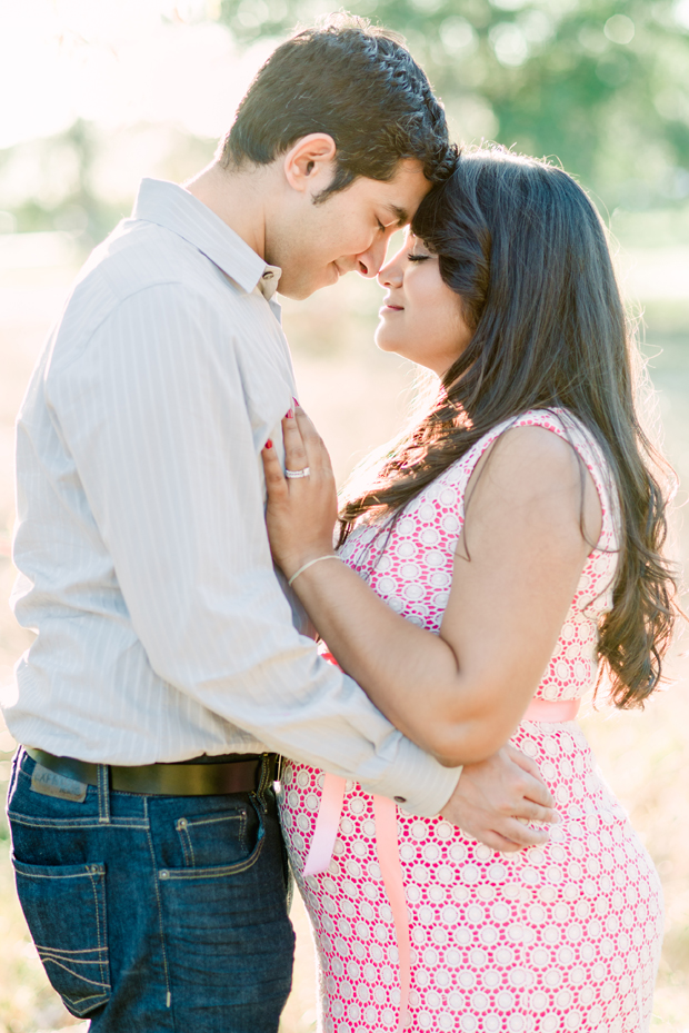 expecting couple's maternity photoshoot in Houston
