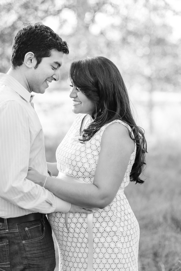 Couple's portrait session in Houston image