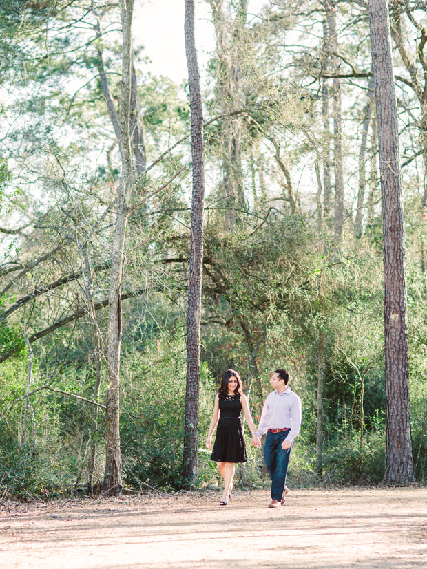 Houston Engagement Portraits