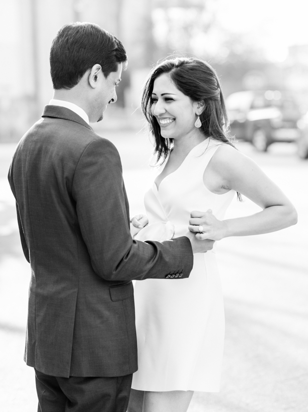 Houston Couple's Photographer Portrait