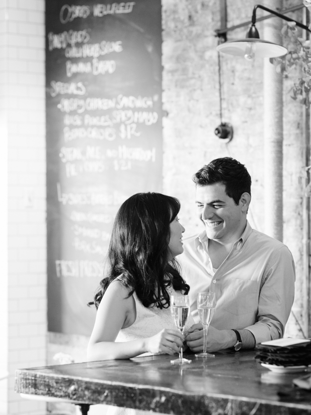 Whitehall West Village engagement pictures