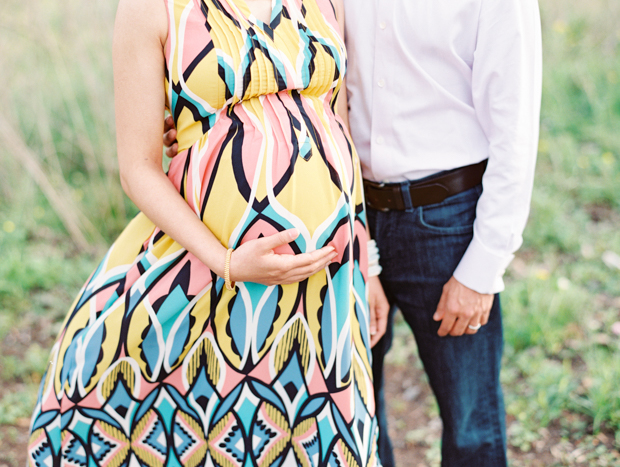 Couples Maternity Session in Suglarland
