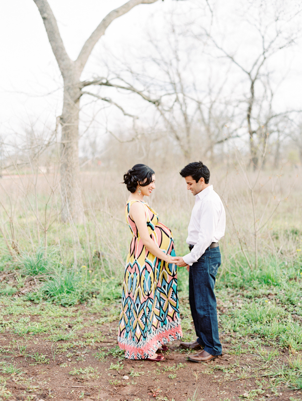 Anthropologie Maternity Dress