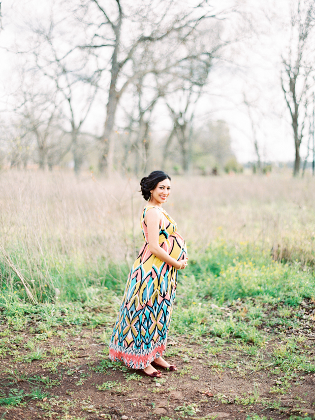 Houston Film Maternity Photographs