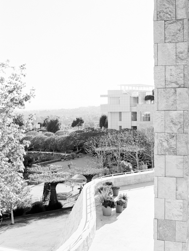 LA Getty Center
