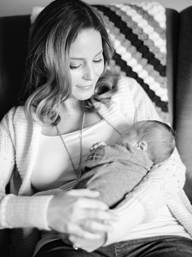film newborn photography