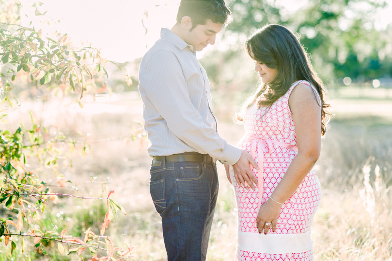Hermann Park Maternity Session