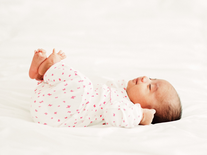 Houston Film Newborn Photographer