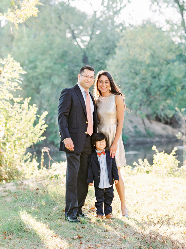 Holiday Family Session in Houston