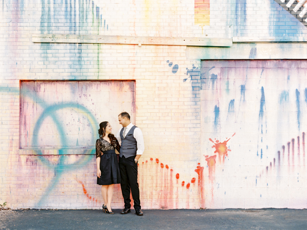 Houston Engagement Session Eado